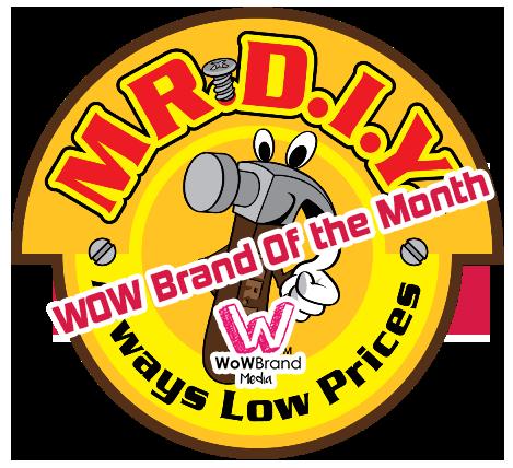 Mr. DIY Logo [Lolipop] wow