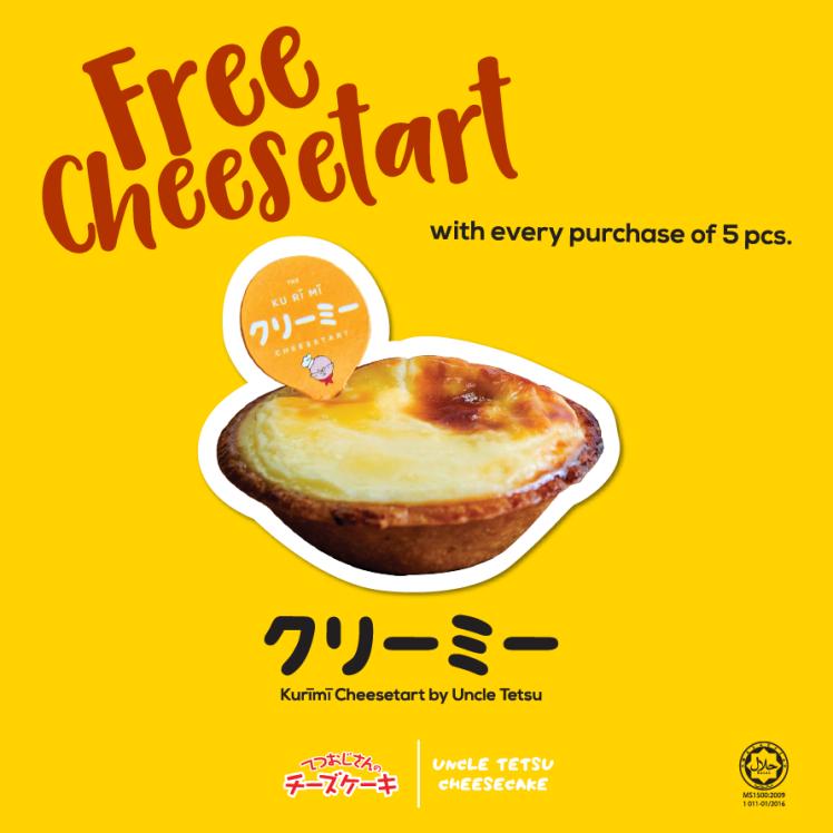 Uncle-Tetsu-free-Kurimi-Cheesetarts-Giveaway-Promotion-Oct-2016 copy